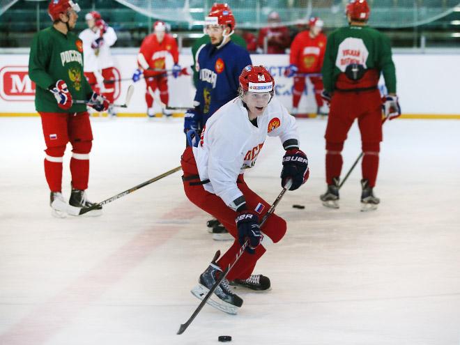 Как выглядит сборная России