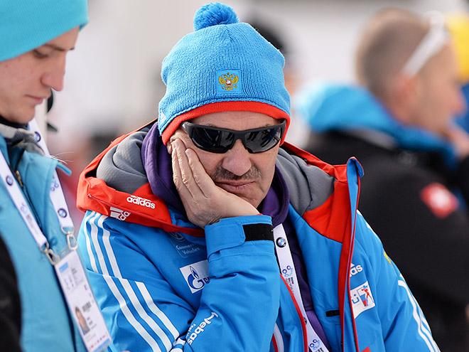 Интервью тренера сборной России по биатлону