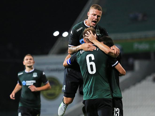 «Рубин» и «Краснодар» успешно стартовали в еврокубке