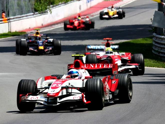 Гран-при Канады — 2007: «Супер Агури»