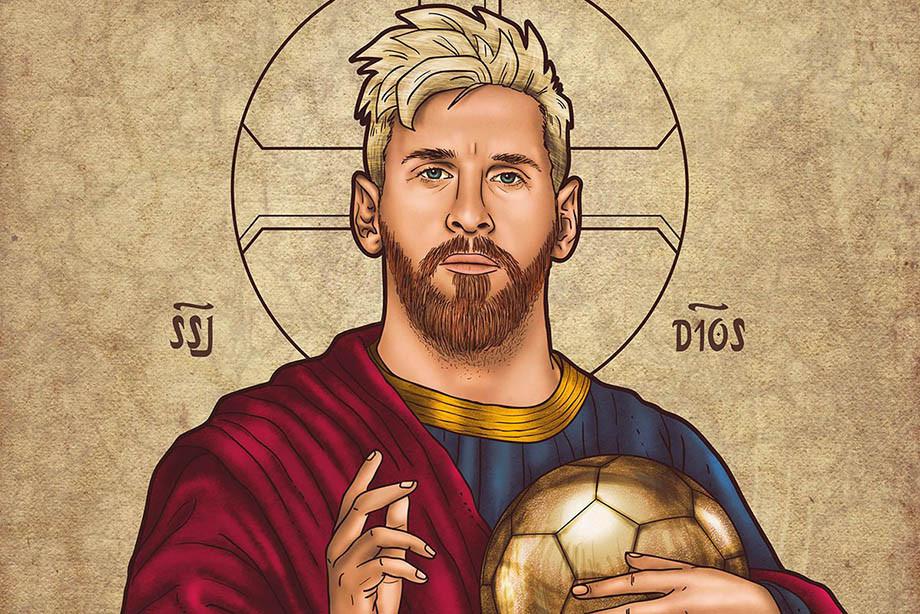 Вы считаете Месси Богом?