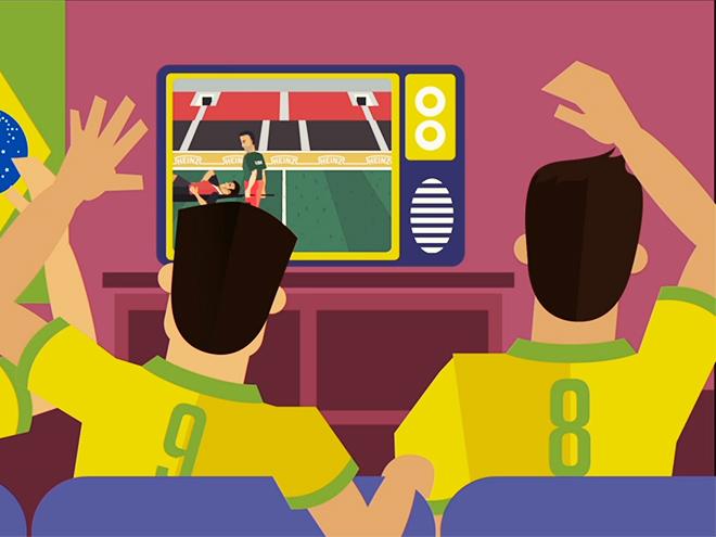 Превью матча Бразилия - Германия от Heinz