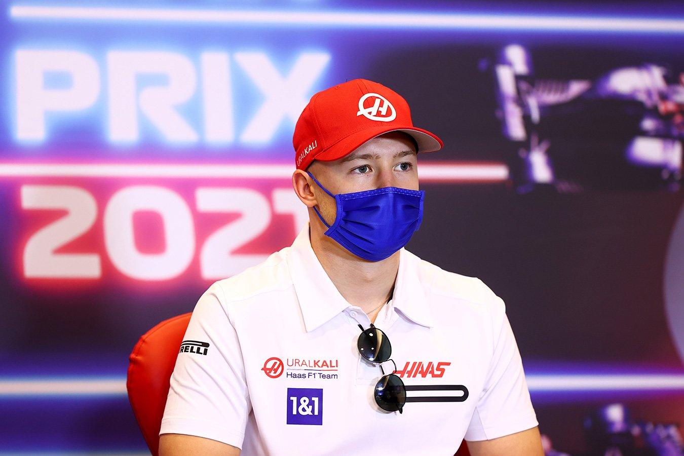 Ральф Шумахер призвал отстранить Мазепина на одну гонку за опасный манёвр