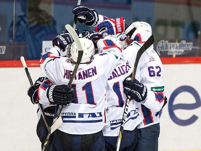 16 сентября в КХЛ побеждали только гости