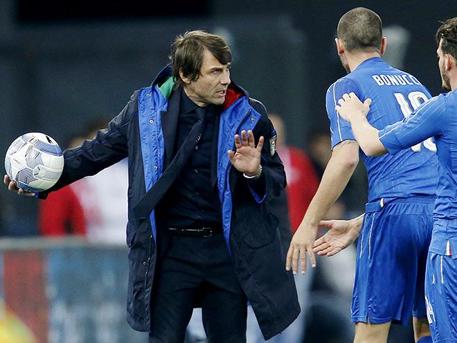 Италия – Испания — 1:1