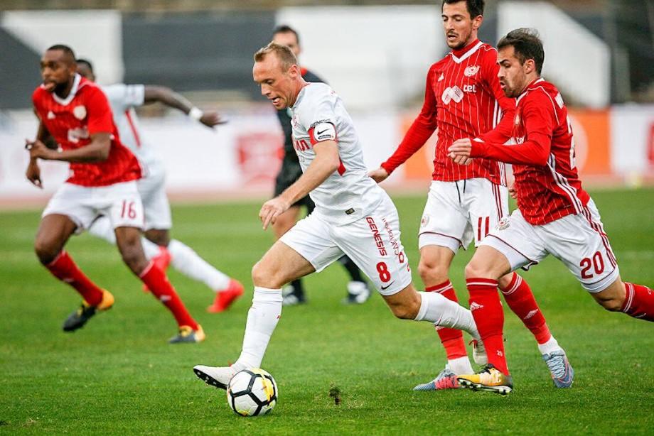 На матч «Спартак» – ЦСКА приехали только красно-белые. Как это вышло
