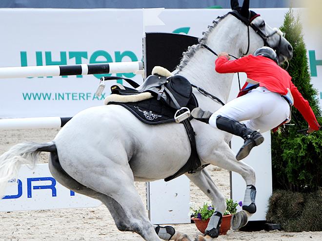 Судья Владислава Тимошенко - о курс-дизайне в конном спорте
