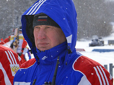 Валерий Польховский о неудаче в мужской эстафете