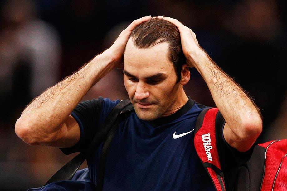 Федерер жив, и в этом его проблема. Странная история с кортом великого чемпиона