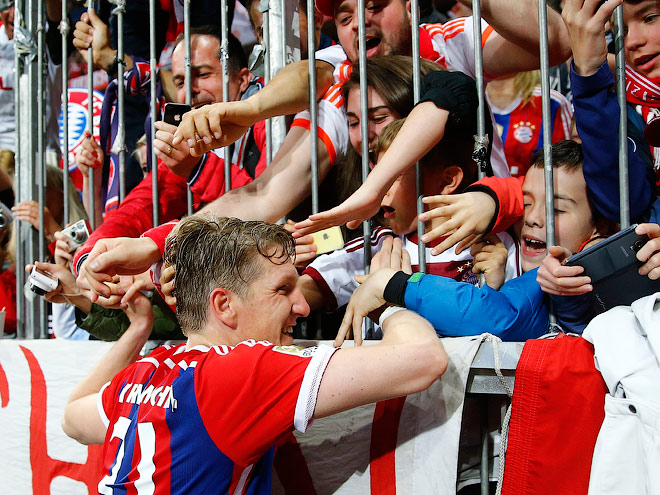 «Бавария» — чемпион