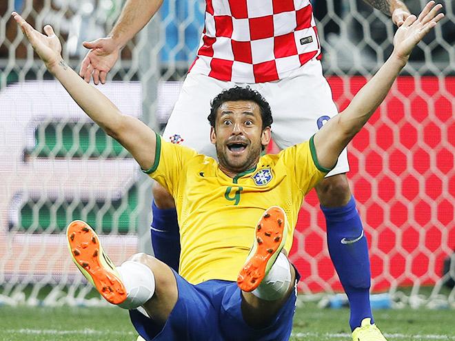 ЧМ — 2014. Бразилия — Хорватия — 2:1