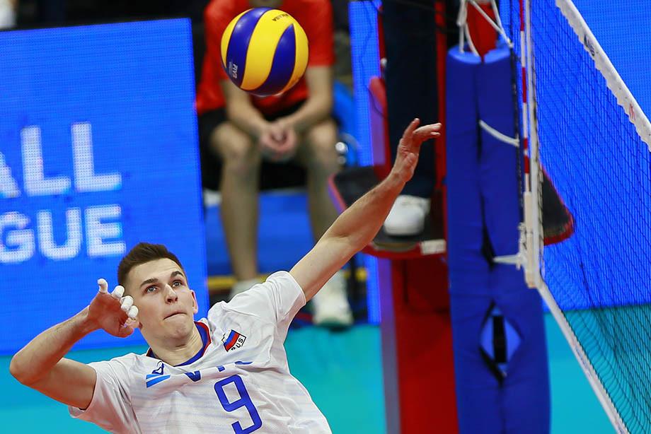 Дебютант сборной России по волейболу о пяти неделях в Лиге наций