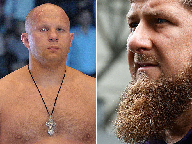Емельяненко проведёт реванш с Вердумом, Кадыров сразится с Карвином