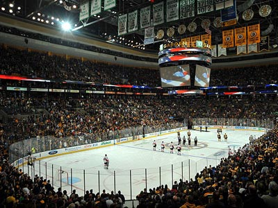 Итоги регулярного чемпионата НХЛ