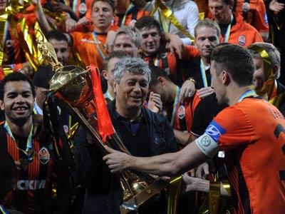 Донецкий «Шахтёр» в восьмой раз в истории выиграл Кубок Украины