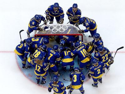 5 фактов о женской хоккейной сборной Швеции