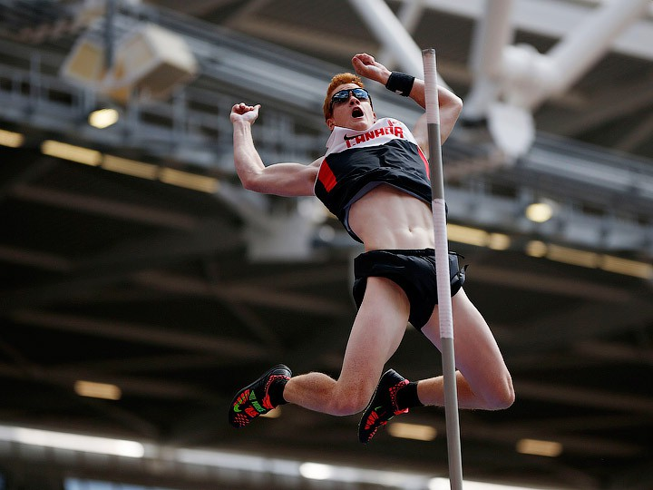 Канадский прыгун сшестом Барбер признался в нестандартной половой ориентации
