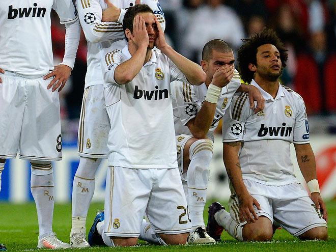 Как играет «Реал» после неудачи в первом матче