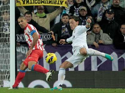 """""""Реал"""" — """"Атлетико"""" — 2:0"""