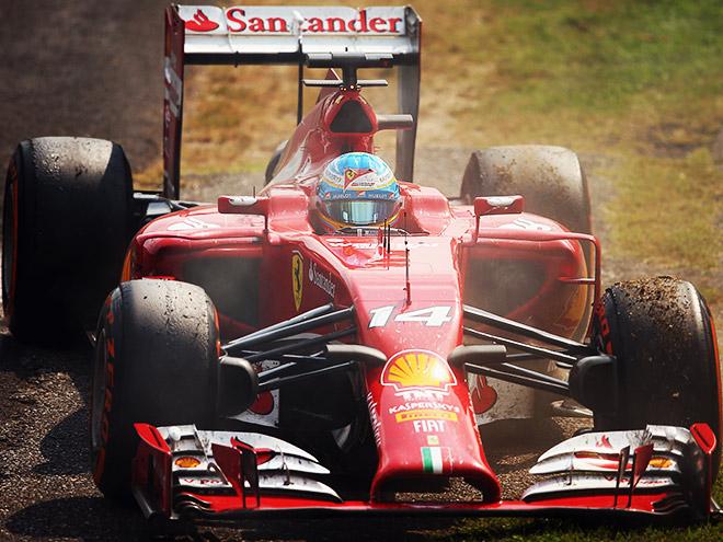Формула-1. Итоги сезона-2014 для «Феррари»