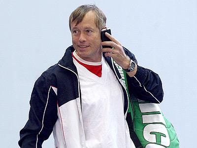Ольховский: на ужине о теннисе не говорили