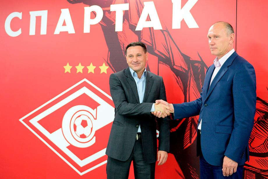 Федун пообещал передать стадион «Спартака» болельщикам