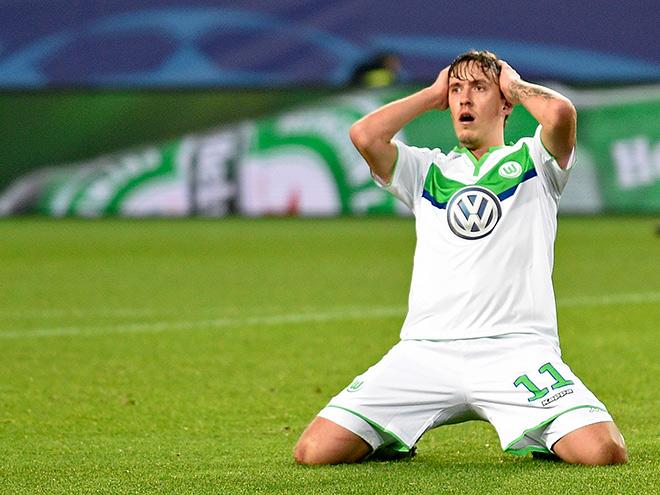 Макс Крузе отчислен из сборной Германии