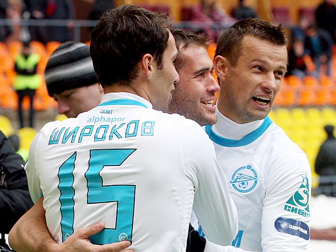 Как играли ЦСКА с «Зенитом» в Кубке и Суперкубке страны