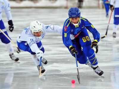 Хоккей с мячом. Итоги 25-го тура чемпионата России