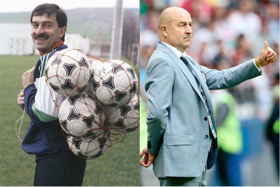 Как сейчас выглядят игроки первой сборной России 1992 года