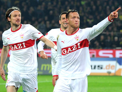 «Боруссия» и «Штутгарт» выдают матч сезона