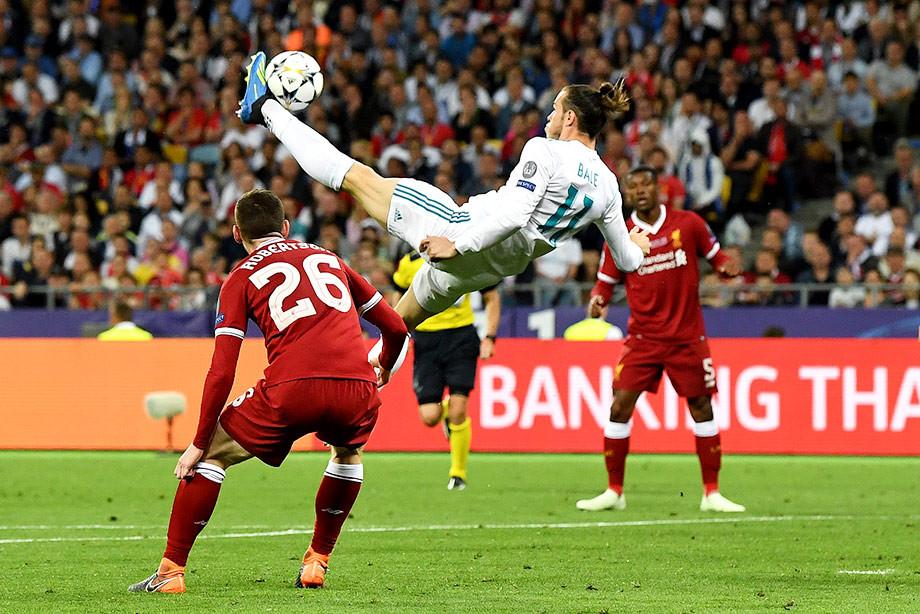 Дубль Бэйла принес победу «Реалу» над «Ливерпулем» в финале Лиги чемпионов (Видео)