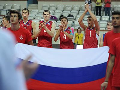 Молодёжная сборная России вышла в плей-офф ЧМ