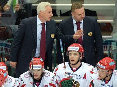 Итоги выступления сборной России на Чешских играх