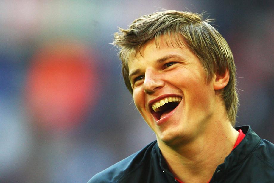Андрей Аршавин стал легендой в игре eFootball PES
