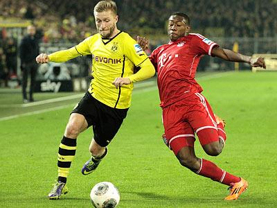 Два главных немецких клуба тянут лигу к рекордам