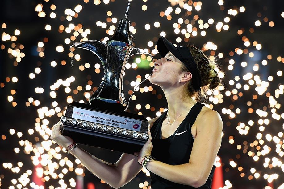Восстать из пепла. Как Белинда Бенчич удивила весь теннисный мир