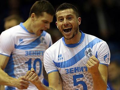 Первым финалистом Кубка России стал «Зенит»
