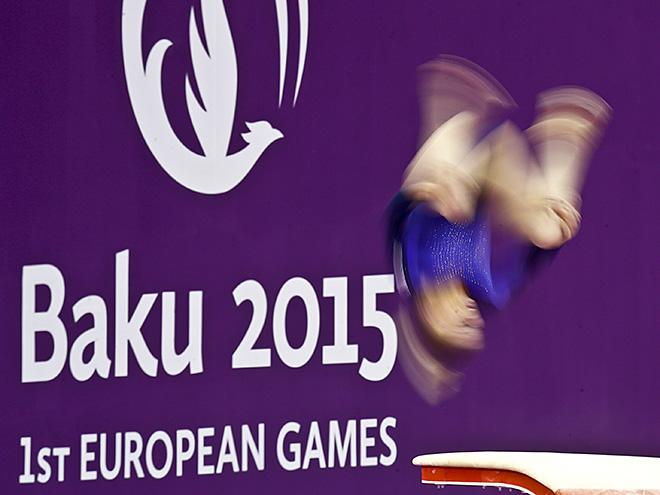 Европейские игры - 2015. Онлайн-трансляция 15 июня