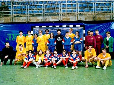 К 20-летию женского мини-футбола России. 1996/97