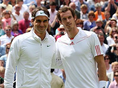 Лондон-2012. Теннис. Федерер и Маррей