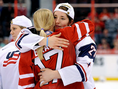 Сочи-2014. Хоккей. 5 интриг женского турнира