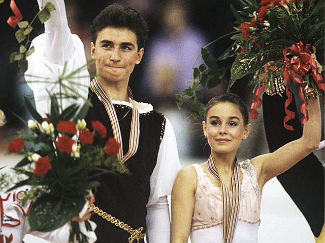 Сергей Гриньков и Екатерина Гордеева