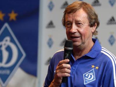 Тренер «Динамо» ответил на вопросы журналистов