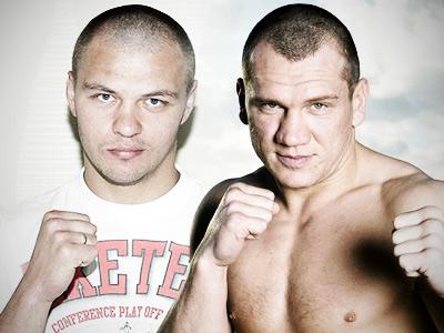 Глазков и Айрих проведут бой в андеркарте Кличко - Чарр