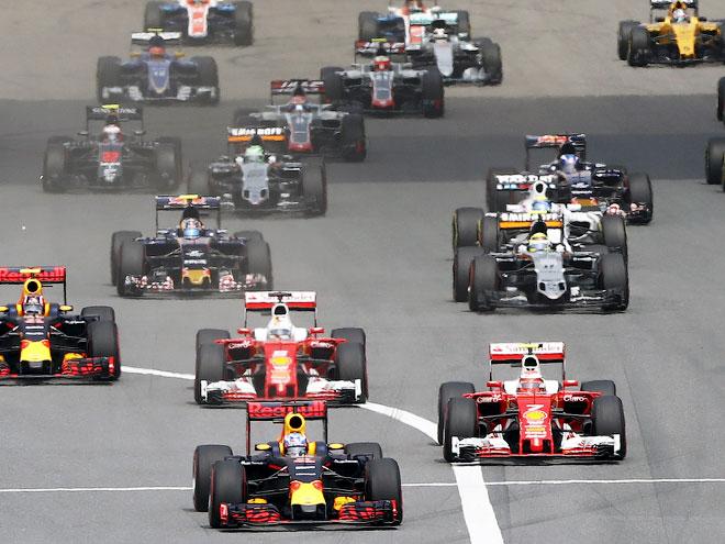Главные итоги Гран-при Китая Формулы-1