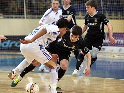 МФК «Газпром-Югра» вышел в полуфинал чемпионата России по мини-футболу
