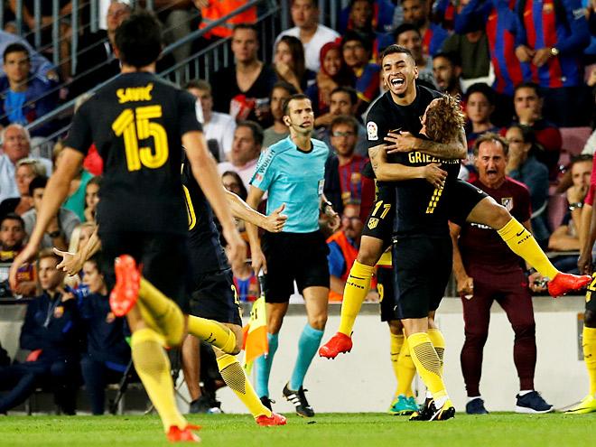 «Барселона – «Атлетико»