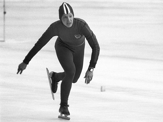 Жизнь и смерть звезды конькобежного спорта