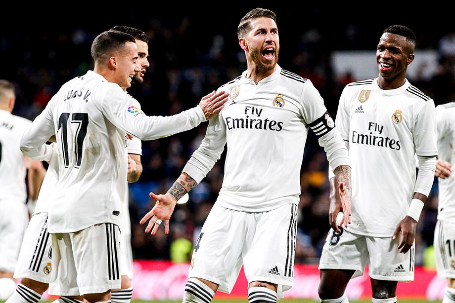 «Атлетико» — «Реал». Прогнозы на Примеру
